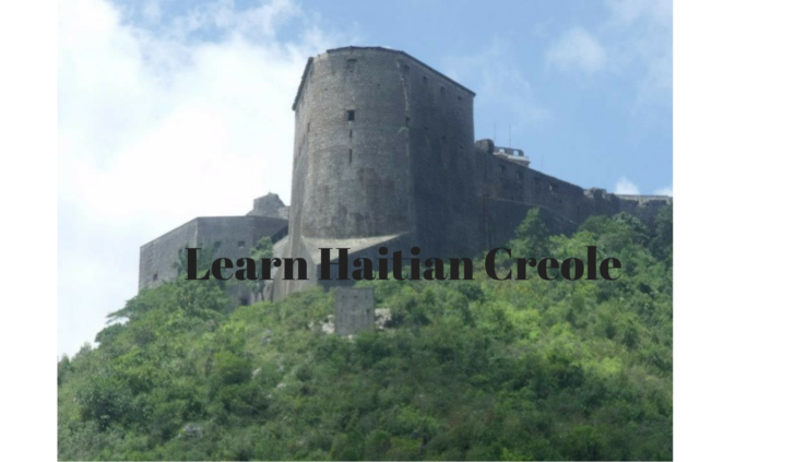 haitian creole phrases and words